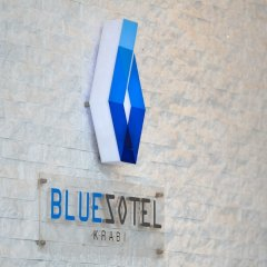 Отель BlueSotel Krabi Ao Nang Beach пляж фото 2