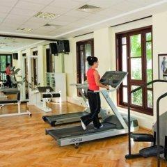 Отель Klassis Resort фитнесс-зал
