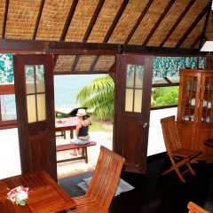 Отель Fare Vaihere Французская Полинезия, Муреа - отзывы, цены и фото номеров - забронировать отель Fare Vaihere онлайн комната для гостей фото 2