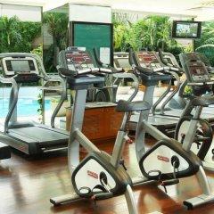 Отель Caravelle Saigon фитнесс-зал фото 2