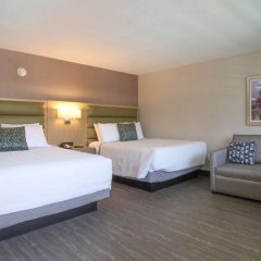 Отель GreenTree Pasadena Inn США, Пасадена - отзывы, цены и фото номеров - забронировать отель GreenTree Pasadena Inn онлайн комната для гостей фото 5
