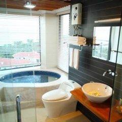 Апартаменты 18 Degrees Blue Holiday Apartment ванная фото 2