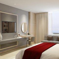 D'Qua Hotel комната для гостей