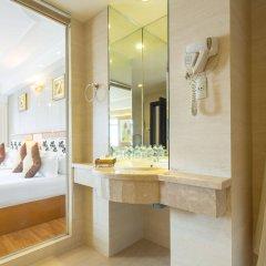 Отель Silverland Central - Tan Hai Long Хошимин ванная