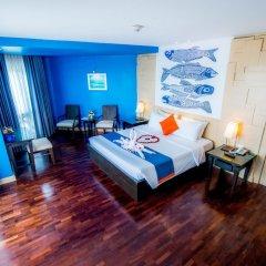 Отель Sea Breeze Jomtien Resort детские мероприятия фото 4