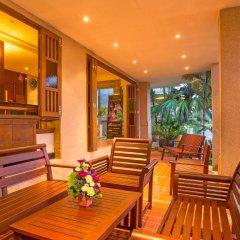 Krabi City Seaview Hotel бассейн