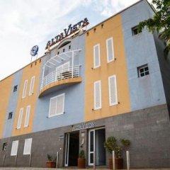 Отель Apartahotel Alta Vista Морро Жабле