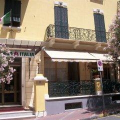 Отель Albergo Italia Оспедалетти
