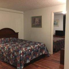 Отель Pacific Lodge Tacoma США, Такома - отзывы, цены и фото номеров - забронировать отель Pacific Lodge Tacoma онлайн комната для гостей фото 2