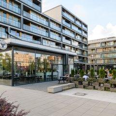 Отель P&O Apartments Kolejowa 2 Польша, Варшава - отзывы, цены и фото номеров - забронировать отель P&O Apartments Kolejowa 2 онлайн вид на фасад