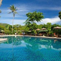 Отель Lotus Paradise Resort Таиланд, Остров Тау - отзывы, цены и фото номеров - забронировать отель Lotus Paradise Resort онлайн бассейн фото 2