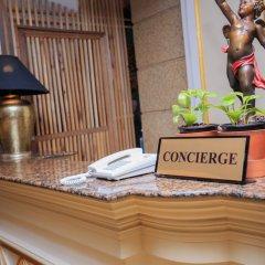 Отель Forum Park Бангкок спа фото 2