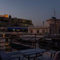 Отель Acropolis Stylish Suite Афины балкон