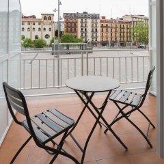 Отель Atotxa Rooms Сан-Себастьян балкон