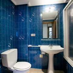 Отель Basque by People Rentals Испания, Сан-Себастьян - отзывы, цены и фото номеров - забронировать отель Basque by People Rentals онлайн ванная фото 2