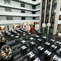 Отель Hilton Madrid Airport Мадрид фитнесс-зал