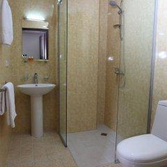 Отель Cascade Yerevan Армения, Ереван - отзывы, цены и фото номеров - забронировать отель Cascade Yerevan онлайн ванная