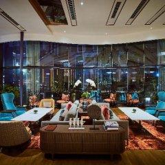 Отель Equatorial Kuala Lumpur Малайзия, Куала-Лумпур - отзывы, цены и фото номеров - забронировать отель Equatorial Kuala Lumpur онлайн интерьер отеля фото 3