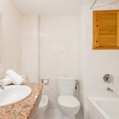 Отель H·TOP Molinos Park Испания, Салоу - - забронировать отель H·TOP Molinos Park, цены и фото номеров ванная