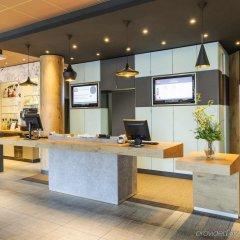 Ibis Hotel Hannover City интерьер отеля