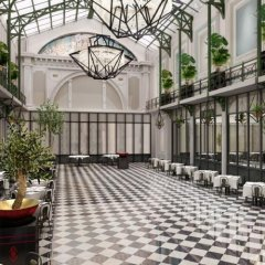 NH Collection Amsterdam Grand Hotel Krasnapolsky Амстердам фото 2