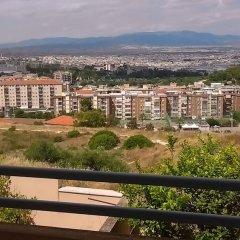 Отель B&b Panorama Cagliari балкон