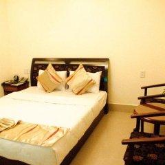 Bach Ma Hotel сейф в номере