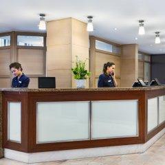 Отель NH Brussels City Centre Бельгия, Брюссель - 2 отзыва об отеле, цены и фото номеров - забронировать отель NH Brussels City Centre онлайн интерьер отеля фото 3
