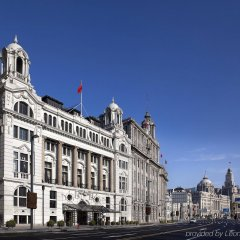Отель Waldorf Astoria Shanghai on the Bund городской автобус