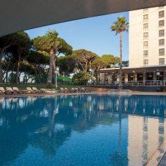 Отель Dan Carmel Хайфа бассейн фото 3