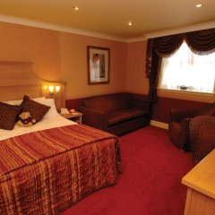 Hallmark Hotel Warrington комната для гостей фото 5