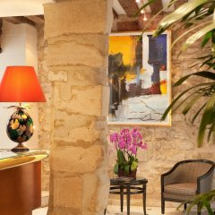 Отель La Perle Франция, Париж - отзывы, цены и фото номеров - забронировать отель La Perle онлайн интерьер отеля
