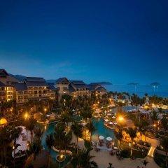 Отель Hilton Sanya Yalong Bay Resort & Spa городской автобус