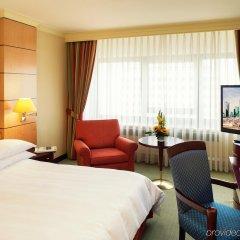 Отель InterContinental Frankfurt комната для гостей