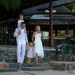 Отель Sand Sea Resort & Spa Самуи пляж