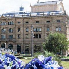 Отель Pension Aldamar Сан-Себастьян помещение для мероприятий