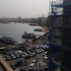 Отель Plaza Flat Мальта, Слима - отзывы, цены и фото номеров - забронировать отель Plaza Flat онлайн балкон