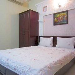 Minh Thien Hotel сейф в номере