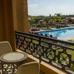 Отель Club Paradisio Марокко, Марракеш - отзывы, цены и фото номеров - забронировать отель Club Paradisio онлайн балкон