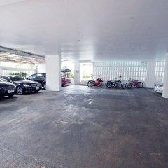 Отель The XP Bangkok Бангкок парковка