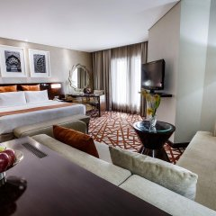 Отель Crowne Plaza Dubai - Deira Дубай комната для гостей фото 3