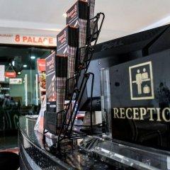 Отель Super 8 Hotel @ Georgetown Малайзия, Пенанг - отзывы, цены и фото номеров - забронировать отель Super 8 Hotel @ Georgetown онлайн фитнесс-зал