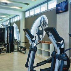 Отель Riu Bambu All Inclusive фитнесс-зал фото 3