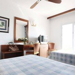 Отель Prestige Goya Park Испания, Курорт Росес - отзывы, цены и фото номеров - забронировать отель Prestige Goya Park онлайн комната для гостей фото 4