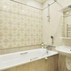 Апартаменты Apartment 482 on Mitinskaya 28 bldg 5 Москва ванная