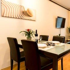 Апартаменты Arpad Bridge Apartments удобства в номере