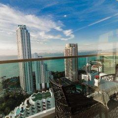 Отель Wong Amat Tower Apt.909 Паттайя фото 7