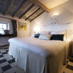 Отель Chateau Le Cagnard Кань-сюр-Мер комната для гостей фото 3