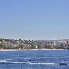 Hotel Samos пляж