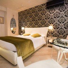 Отель Caravita Италия, Рим - отзывы, цены и фото номеров - забронировать отель Caravita онлайн комната для гостей фото 3